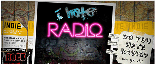 WDM | Client: I Hate Radio
